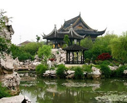 The taste of classical gardens in Suzhou