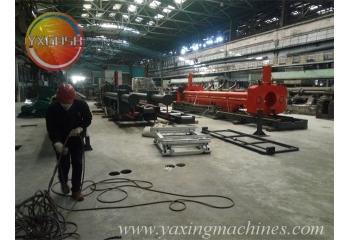 "Baogang Goup φ28"" Pipe Induction Expansion Machine Unit In"